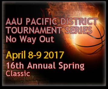 16th Annual No Way Out Spring Classic