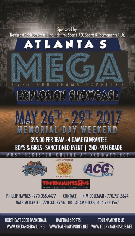 Atlanta's Mega Explosion Showcase