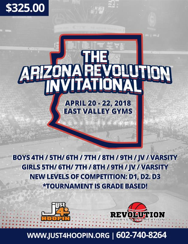 The Arizona Revolution Invitational