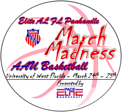 ELITE AL FL Panhandle March Madness