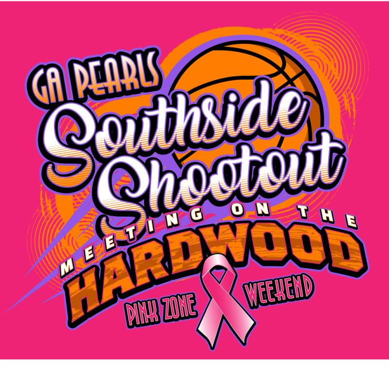 """16th Annual """"Pink Zone"""" Southside Shootout (Ga Girls State AAU Qualifier)"""